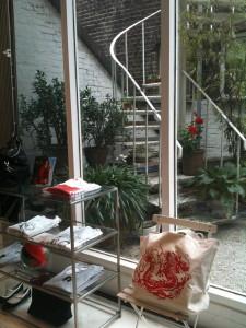 Agnes B Floral Street - Terrace