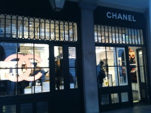 CHANEL Covent Garden