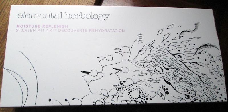 Elemental Herbology Moisture Kit
