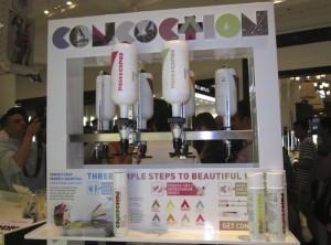 Concoction optics at bar Selfridges