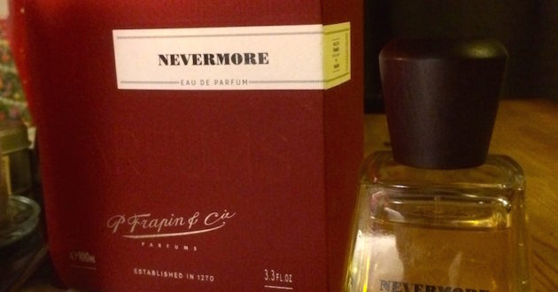 Nevermore by Parfums Frapin