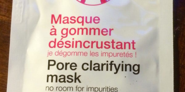 Sephora pore clarifying mask