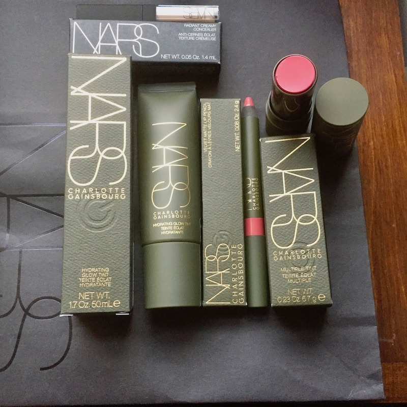 NARS Charlotte Gainsbourg review