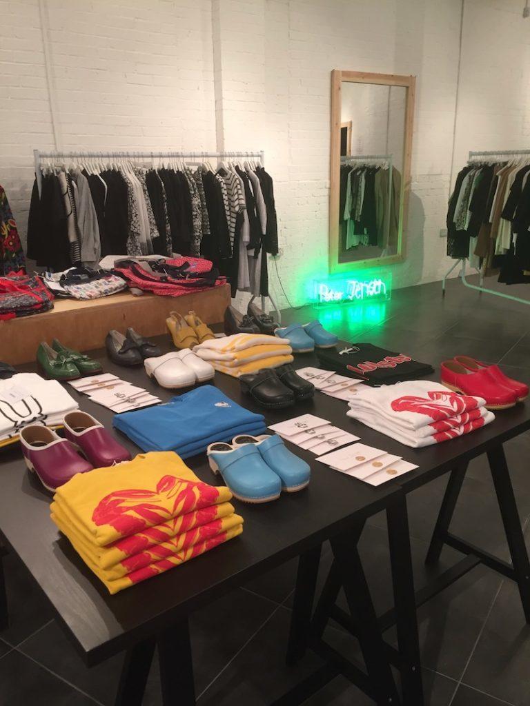 Peter Jensen at The Box Womenswear Sample Sale
